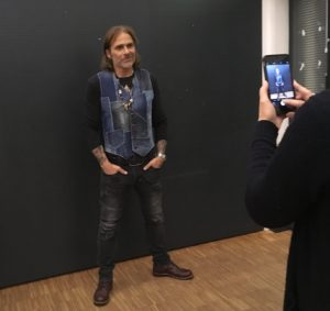 mike tramp, bevar, denim, rocknroll, rock n roll, rock, genbrug, redesign
