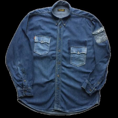 Vintage skjorte fra BEVAR