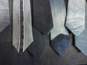 BEVAR denim-slips