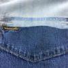 Levis vintage skjorte opfrisket af BEVAR